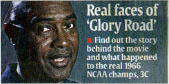 Real faces of glory road